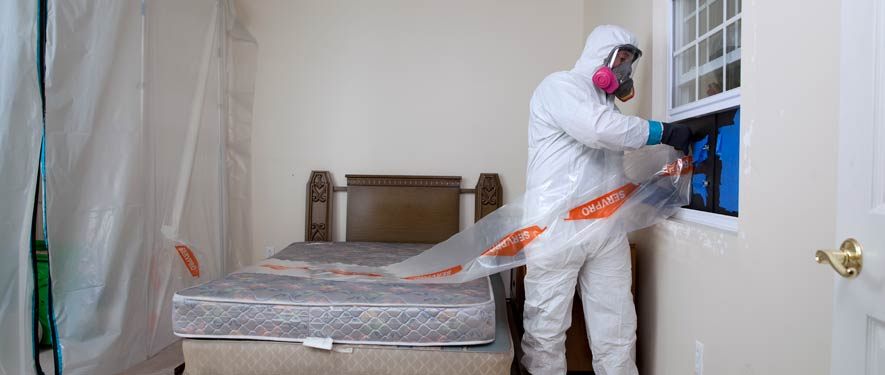 McKinney, TX biohazard cleaning